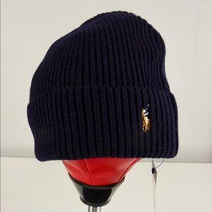 c0d682d1d556d Polo by Ralph Lauren Accessories - Polo Ralph Lauren Merino Wool Watch Cap  Beanie Set